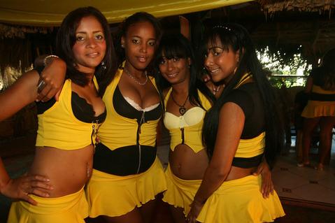 Xxx filles de Santo Domingo dr